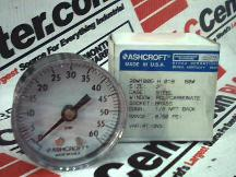 ASHCROFT 20W-1005-H-01B-60