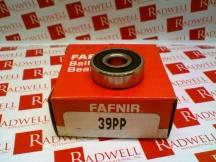 FAFNIR BEARING 39PP
