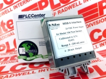 MCMILLAN ELECTRIC MSB-5