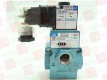 MAC VALVES INC 55B-12-PI-501JC