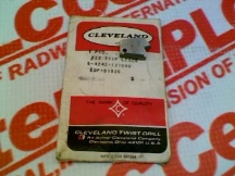 CLEVELAND TWIST DRILL 5-4243-121000
