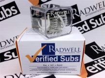 RADWELL VERIFIED SUBSTITUTE 1003PDT10A120VACSUB