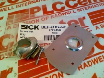 SICK OPTIC ELECTRONIC BEF-KHS-A01