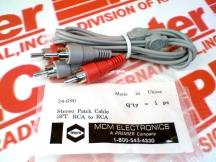 MCM ELECTRONICS 24-090