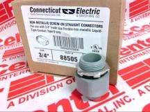 CONNECTICUT ELECTRIC INC 88505