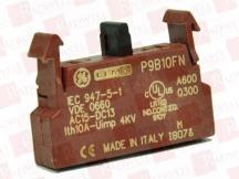 GENERAL ELECTRIC P9B10FN