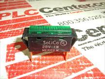 SORENSON LIGHTED CONTROLS 3224-1-B5