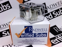 RADWELL VERIFIED SUBSTITUTE 100DPDT5A24VACSUB