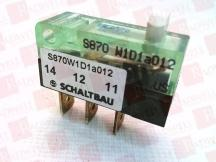SCHALTBAU S870-W1D1-A012