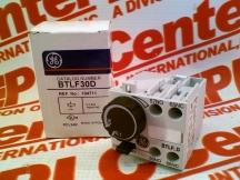 GENERAL ELECTRIC BTLF30D