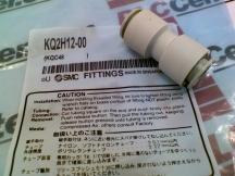 SMC KQ2H12-00