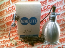 ACME LITE MANUFACTURING CO 250SL