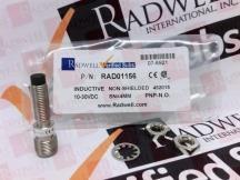 RADWELL VERIFIED SUBSTITUTE 872C-NH4NP8-D4-SUB