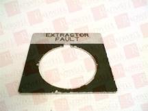 ALLEN BRADLEY 800T-X559E-EXTRACTOR-FAULT