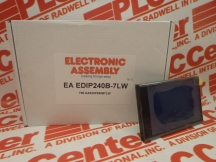 ELECTRONIC ASSEMBLY CORP EA-EDIP240B-7LW