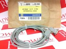 SCHNEIDER ELECTRIC 8010-CC-100