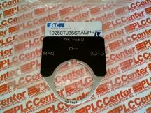 EATON CORPORATION 10250TJ36STAMP-IE