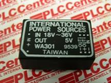 INTERNATIONAL POWER WA301