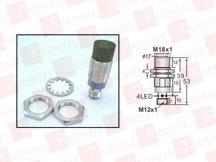 RADWELL VERIFIED SUBSTITUTE IGB3012-BPKG/M/V4A/US-SUB