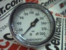 ASHCROFT 25W-1001TH-02B-XUC-ZG-300