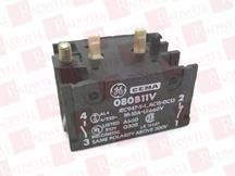 GENERAL ELECTRIC 080-B11V