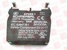 SCHMERSAL EF033.1