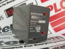 MATSUSHITA ELECTRIC BAV828-2202