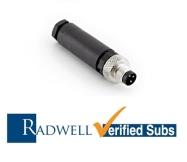 RADWELL VERIFIED SUBSTITUTE 6037323SUB