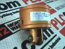 FABCO-AIR INC D-7-X-SM