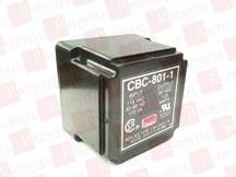 ALTRA INDUSTRIAL MOTION CBC-801-1-W/O-LEDS