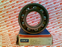 SKF 6208-2RS1/C3