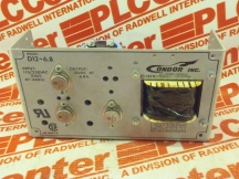 CONDOR POWER D12-6.8