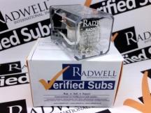 RADWELL VERIFIED SUBSTITUTE 105ADPDT12VDCSUB