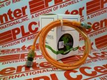 LUMBERG RSRK100M-652//15M CORDSET Cable 10PIN M-F 10POLE 16AWG 600V 20FT