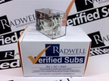 RADWELL VERIFIED SUBSTITUTE 15644B100SUB