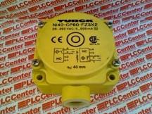 TURCK ELEKTRONIK NI40-CP80-FZ3X2