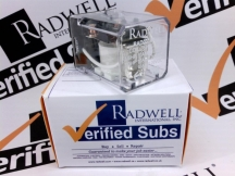 RADWELL VERIFIED SUBSTITUTE 250CPX5SUB