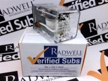 RADWELL VERIFIED SUBSTITUTE RR3PULDC12VSUB