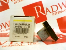 ALLEN BRADLEY 8-592