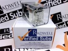 RADWELL VERIFIED SUBSTITUTE RR2PUCDC6VSUB