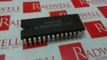 MITSUBISHI M5M5165P-12L