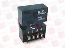 RK ELECTRONICS MSS-120A-2S