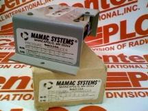 MAMAC SYSTEMS PR-272-3-2-B-1-2-P