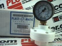 PLASTOMATIC VALVES GGMT100-PP