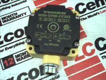 TURCK ELEKTRONIK NI50-CP80-FZ3X2-B1131