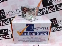 RADWELL VERIFIED SUBSTITUTE LY2N-24VDC-SUB