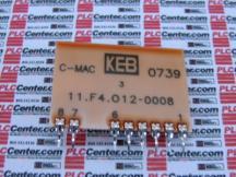 KEB AUTOMATION 11F40120009