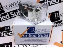 RADWELL VERIFIED SUBSTITUTE RR3PUDC24VSUB