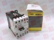 SCHNEIDER ELECTRIC 8501-PH40E-110-130V-50/60HZ