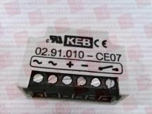 KEB COMBIVERT 02.91.010-CE07